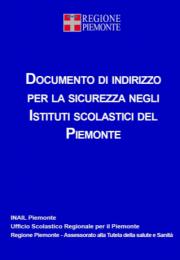 Documento di indirizzo sicurezza Istituti scolastici