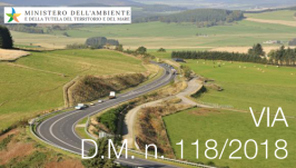 Decreto ministeriale n. 118/2018 | VIA