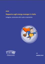 Rapporto 2020 sugli energy manager in Italia