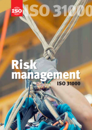 ISO 31000:2018 - Risk management