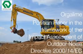 Orgalime - posizione valutazione impatto direttiva OND