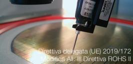 Direttiva delegata (UE) 2019/172 | Modifica All. III Direttiva ROHS II