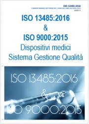 Dispositivi medici: tabelle di corrispondenza tra ISO 13485:2016 e ISO 9000:2015