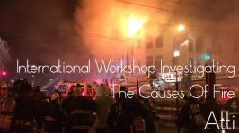 Atti del 2nd International Workshop Investigating The Causes Of Fire