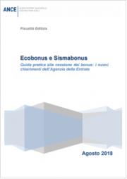 Guida ANCE Ecobonus e Sismabonus