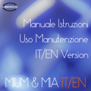 Certifico MIUM & MIA 2 IT/EN Ed. 2016