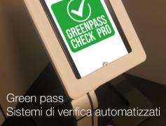 Green pass: Sistemi di verifica automatizzati