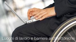 Luoghi di lavoro e barriere architettoniche