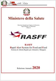 RASFF relazione annuale 2020
