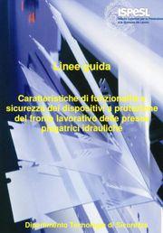 Linee Guida presse piegatrici idrauliche