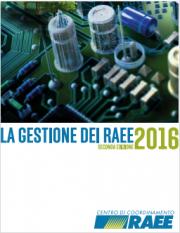 Rapporto gestione RAEE 2016