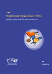 Rapporto 2019 sugli energy manager in Italia