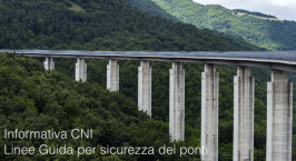 Linee Guida per sicurezza dei ponti: Informativa CNI