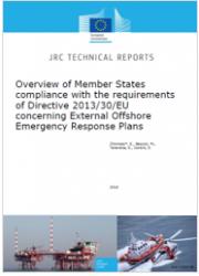 Direttiva 2013/30/UE Piani esterni di risposta alle emergenze offshore