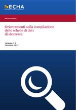 SDS: Safety Data Sheet Guida alla compilazione