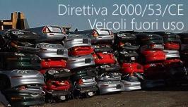 Direttiva 2000/53/CE