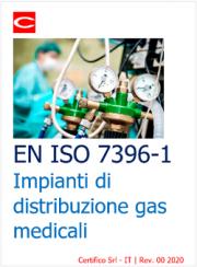 EN ISO 7396-1 | Impianti di distribuzione gas medicali
