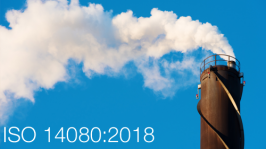 ISO 14080:2018   Greenhouse gas management