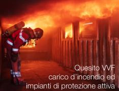 Quesito VVF   carico d'incendio ed impianti di protezione attiva