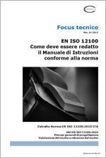 Focus EN ISO 12100: Come deve essere redatto il Manuale di Istruzioni