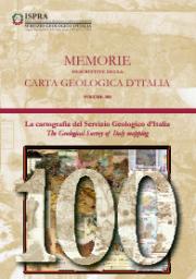 La cartografia del Servizio Geologico d'Italia