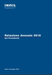 Relazione annuale INAIL 2018