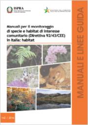 Manuale monitoraggio specie animali - Habitat