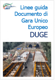 Linee guida Documento di Gara Unico Europeo DGUE