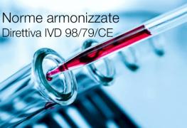 Norme armonizzate Direttiva dispositivi medico-diagnostici in vitro (IVD) 98/79/CE