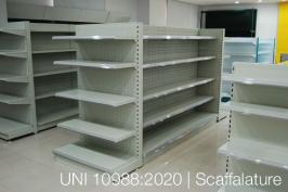 UNI 10988:2020 | Scaffalature