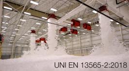 UNI EN 13565-2:2018   Sistemi fissi di lotta contro l'incendio - Sistemi a schiuma