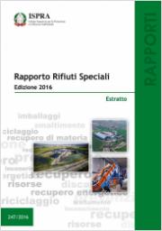 Rapporto Rifiuti Speciali - Edizione 2016