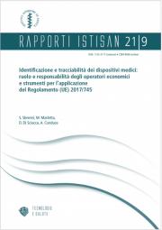 Rapporto ISTISAN 21/9 - Identificazione e tracciabilità dei dispositivi medici