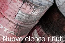 Il Nuovo elenco dei rifiuti: Decisione Commissione del 18 dicembre 2014 n. 2014/955/UE