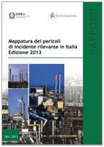 Mappatura dei pericoli di incidente rilevante in Italia - ISPRA