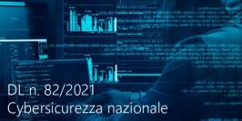 Decreto-Legge 14 giugno 2021 n. 82