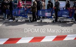 DPCM 02 Marzo 2021
