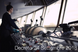 Decreto 24 settembre 2018 | Linee guida piloti porti