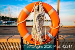 Circolare del 1° settembre 2020 (Prot. 42211)