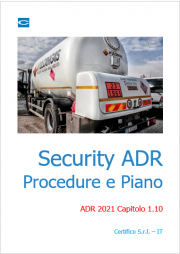 Security ADR: Procedure e Piano ADR 1.10