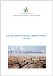 Rapporto 2018 sull'attuazione della VAS in Italia - Dati 2017