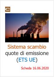 Sistema per lo scambio delle quote di emissione dell'UE (ETS UE)