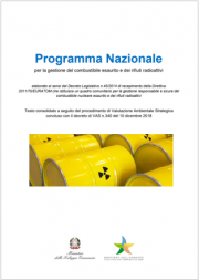 D.P.C.M. 30 Ottobre 2019 | PN combustibile esaurito e rifiuti radioattivi