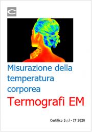 Misurazione della temperatura corporea: termografi EM