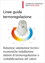 Linee guida termoregolazione