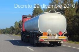 Decreto 29 dicembre 2010