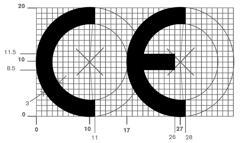 Logo marcatura CE Official