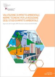 Norme tecniche per la redazione degli studi di impatto ambientale