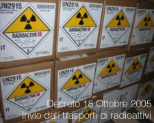 Decreto 18 Ottobre 2005