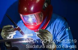 UNI EN ISO 15614-1:2019